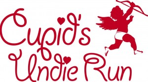 Cupid Undie Run Logo