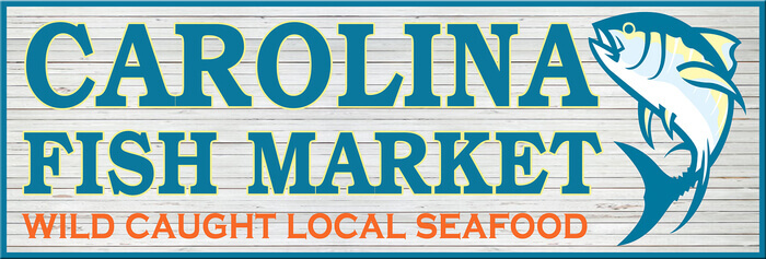 carolina fish market logo