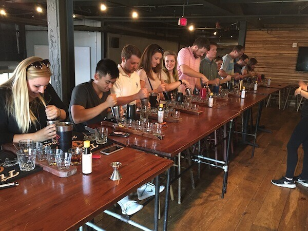 CBR's meeting with Kristi Martin of Feast Food Tours