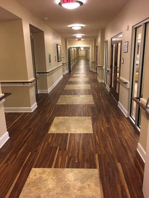 anointed flooring small business month