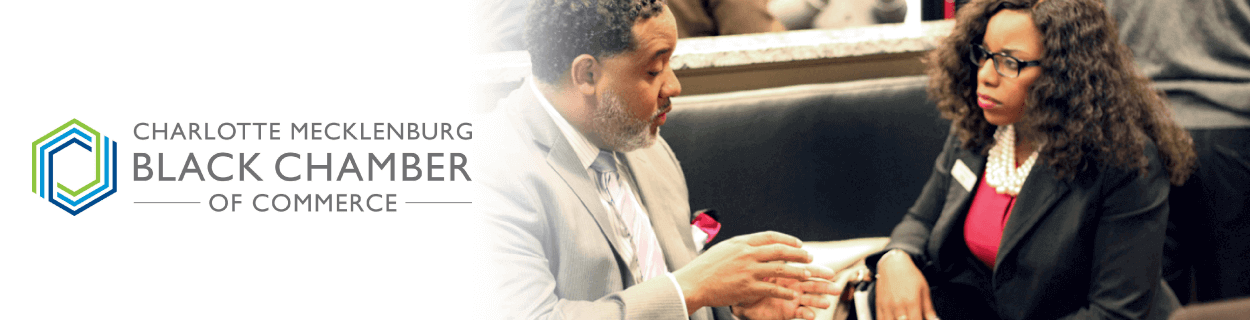 Charlotte-Mecklenburg Black Chamber of Commerce serving black business owners and professionals