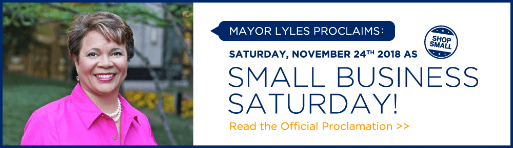 Celebrate CBR Small Business Saturday by raising awareness for the #shopsmall movement with business owners and Entrepreneurs
