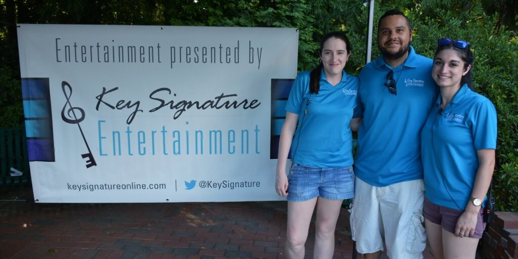Charlotte's SBA's Emerging Leaders program has helped Key Signature Entertainment to understand the numbers related to their business