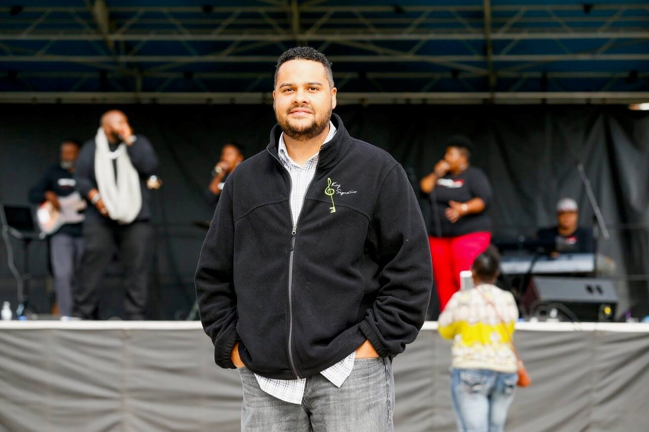 The Emerging Leaders Q&A series spotlights Brandon Crumpton, business owner of Key Signature Entertainment who have participated in the SBA's Emerging Leaders Program