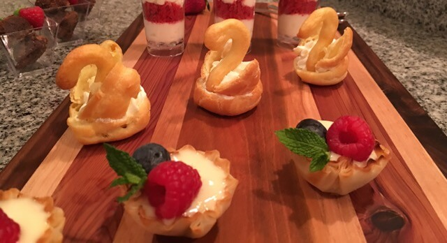 Charlotte Business Resources  plays a pivotal role in advancing Beyond Decadence business providing desserts for private and corporate clients around Lake Norman and Charlotte